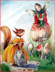 vintage fairies - Google Search