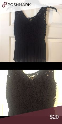 Gorgeous detailed going out top In great condition Nordstrom Tops Blouses
