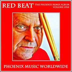 Red Beat - The Phoenix Remix Album - will be released Worldwide in the near future. Thanks to Sting and Miles Copeland for the free studio time in Kensington Park Road Studios, London. Phoenix Music, Logic Pro X, Album Songs, Phobias, Music Lovers, Shadow Box, Rock Bands, Album Covers, Beats