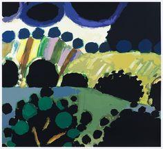 Artist from Sweden Geometric Painting, Edvard Munch, Paintings I Love, Handmade Books, Abstract Landscape, Printmaking, Cool Art, Fine Art, Prints