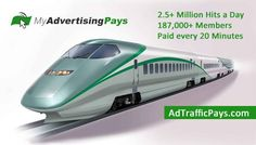 New server upgrades - making MyAdvertisingPays website faster that 44% of other websites.