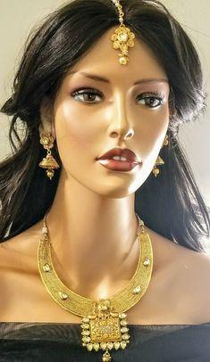 Indian bridal Kundan