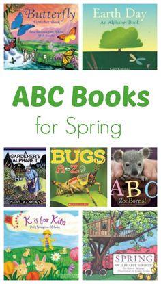 ABC Books for Spring