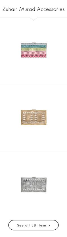 """""""Zuhair Murad Accessories"""" by sakuragirl ❤ liked on Polyvore featuring bags, accessories, zuhair murad and shoes"""