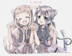 Anime One, Anime Manga, Venom Pictures, Tsukiyama Haikyuu, Hanako San, Anime Friendship, Cat People, I Love Girls, Cartoon Pics