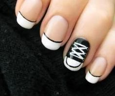 sneaker nails