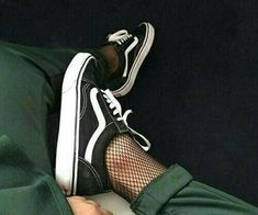 Imagem de vans, shoes, and black