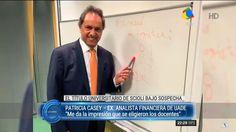 """""""El título universitario de Scioli bajo sospecha"""" por Macchiavelli en """"L..."""