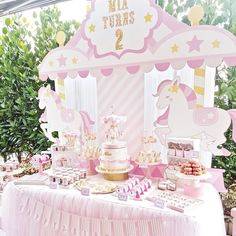 DIGITAL FILES Carousel Party Backdrop Carousel Large Scale Carousel Birthday Parties, Carousel Party, Happy Birthday Bunting, Birthday Party Tables, Unicorn Birthday Parties, Unicorn Party, Birthday Decorations, Baby Shower Decorations, Girl Birthday