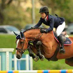 Equestrian pride
