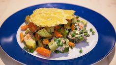 Zalm ovenschotel - De Makkelijke Maaltijd | 24Kitchen Ik ga deze proberen met champignons prei en bosui.