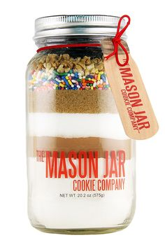 The Mason Jar Cookie Company Cookie Mix, Chocolate Cherry Sundae, 1.3 Pound ** Want additional info? Click on the image.