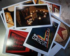 Ida Red Boutique : Cains Ballroom Postcard Set of 10 - CAINSPOSTSET
