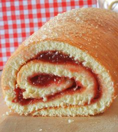 Rulada Economica / Jam Roll - Romanian Recipe