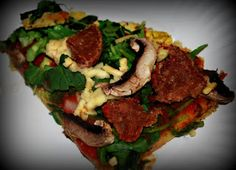 The Peaceful Kitchen: Gluten Free Vegan Pepperoni Recipe .... Down towards the end of the page