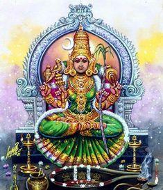 Parvati Goddess