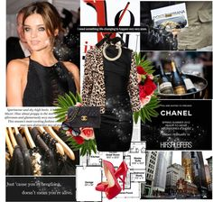 """""""LBD and Louboutins would never go Wrong!"""" by nikolina-pinto ❤ liked on Polyvore"""