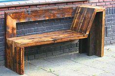 Wooden Pallet Furniture Smart Ways Make Wood Pallet Furniture 44