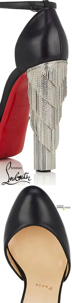 Christian Louboutin / Feerie Pumps - Christianity - Faith in God, Jesus Christ Funky Shoes, Fab Shoes, Dream Shoes, Crazy Shoes, Cute Shoes, Me Too Shoes, Shoes Style, Pumps, Heels
