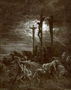 Gustave Doré - The Darkness at the Crucifixion
