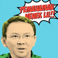 Pop Art Ahok