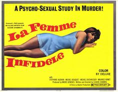 La Femme Infidele 1969 film