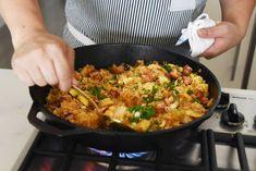 Spam Recipes, Chef Recipes, Dinner Recipes, Cooking Recipes, Dinner Ideas, Spam Breakfast Recipe, Breakfast Recipes, Cooking Measurement Conversions, Making Fried Rice
