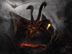 Ghidorah, Rodan and Godzilla!