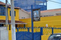 Pousada Canto da Vila, em Saquarema, onde fiquei hospedado durante o período da Convenção de Saquarema, em 2013. Recomendo!