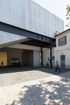 Gallery - Gallery: OMA's Fondazione Prada Photographed by Laurian Ghinitoiu - 16