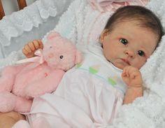Beautiful Cassandra reborn by Sherry Ann Albie | eBay