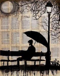 "Saatchi Art Artist LOUI JOVER; Drawing, ""reminisce(SOLD)"" #art"