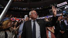 Ex-Präsidentschaftskandidat Bernie Sanders will Donald Trump im Kampf gegen Körperschaften helfen