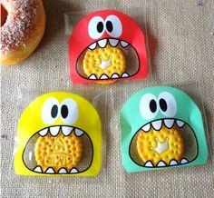 Cookie monster treats