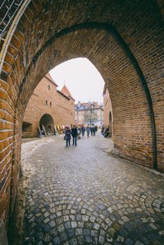 Arch in Old town. via Classy Bro Old Town Gdansk, Warsaw Old Town, Dubrovnik Old Town, Warsaw Poland, Scottsdale Old Town, Old Town Kissimmee, Marbella Old Town, La Jolla San Diego, Old Town San Diego