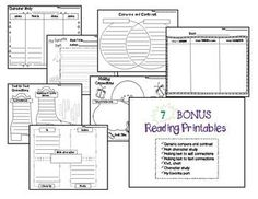 ENTIRE 1st Grade Reader's Workshop Scope/Sequence and