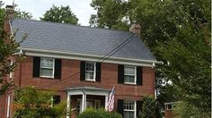 Best Red Brick Paired With Grey Shingles Perfect Match 400 x 300