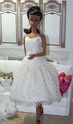 By Nise Doll Clothes Barbie, Barbie Dolls, Diva Dolls, African American Dolls, Barbie Life, Barbie Style, Black Barbie, Barbie Friends, Vintage Barbie