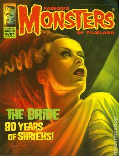 Famous Monsters of Filmland Magazine #281