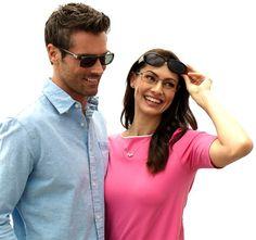 Solar Shield 'fits over' sunglasses! Wear them over your prescription glasses