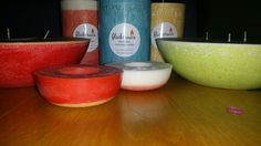 Handcrafted Sustainable Candles