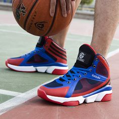 2017 Mens Basketball Sneakers Basket Shoes Men Sport Shoes Training Boots High Top Basketball Shoes Men Zapatillas Baloncesto #Affiliate