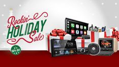 If you received some Christmas cash, and it's burning a hole in your pocket, then come see us! We've got great deals on all sorts of fun toys, including products from Alpine, Focal, JL Audio, JVC, Kenwood, Kicker, Powerbass, Compustar and more!
