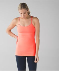 Pin for Later: Shed Layers While You Crush Workouts in These Gorgeous Active Tanks Lululemon Power Y Tank *Luon Lululemon Power Y Tank *Luon ($52)