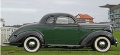 1938 Plymouth Coupe  authorBryanBlake.blogspot.com