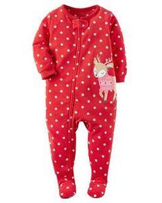1-3 Ans Rose COOKY.D Gigoteuses B/éb/é Fille Gar/çon avec des Pieds Hiver Automne Pyjama