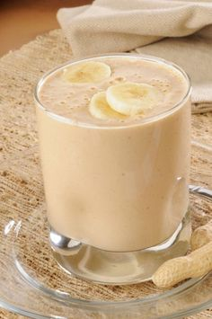 Peanut Butter Smoothie Recipe No Banana.Peanut Butter Banana Smoothie Gimme Some Oven. Peanut Butter Banana Smoothie Like A Milkshake . Healthy Smoothies, Healthy Drinks, Healthy Snacks, Healthy Recipes, Healthy Peanut Butter Smoothie, Healthy Milk, Homemade Smoothies, Vegetable Smoothies, Ninja Recipes