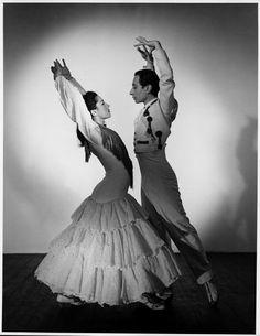 Teresa and Luisillo Ballets Espagnol