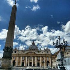 Piazza San Pietro#roma