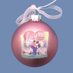 I Love Lucy Chocolate Factory Ball Ornament | LucyStore.com